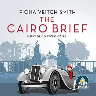 The Cairo Brief audiobook cover art