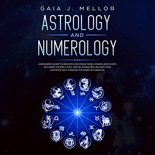 Astrology and Numerology cover art