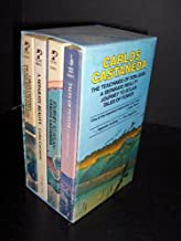 Teachings of Don Juan : A Yaqui Way of Knowledge - Separate Reality - Journey to Ixtlan - Tales of Power - Box Set of 4 Vo...