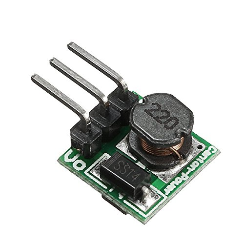 Bluelover Mini Dc-Dc 0.8-3.3V Zum Dc 3.3V Power Step Up Boost Modul Für Arduino Breadboard