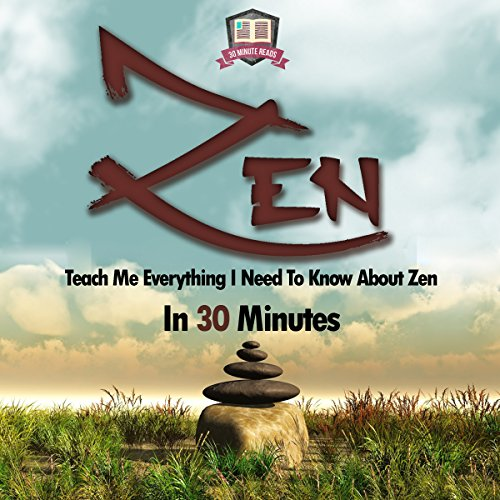 Zen audiobook cover art