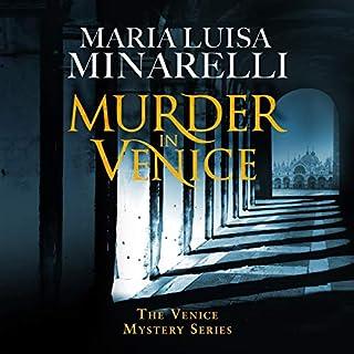 Murder in Venice cover art