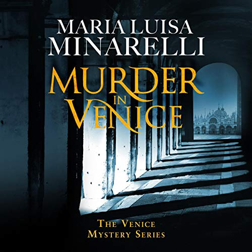 Page de couverture de Murder in Venice