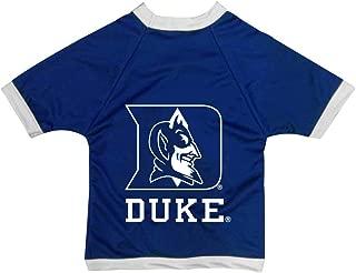 NCAA Duke Blue Devils Athletic Mesh Dog Jersey