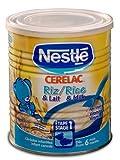 Nestle Cerelac Rice 400g (Europe)