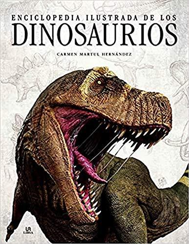 Enciclopedia Ilustrada De Los Dinosaurios: 10 (Grandes Enciclopedias)