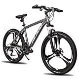 Hiland 26 Inch Mountain Bike Aluminum 24-Speed 3-Spokes