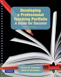 Best developing a professional teaching portfolio Reviews