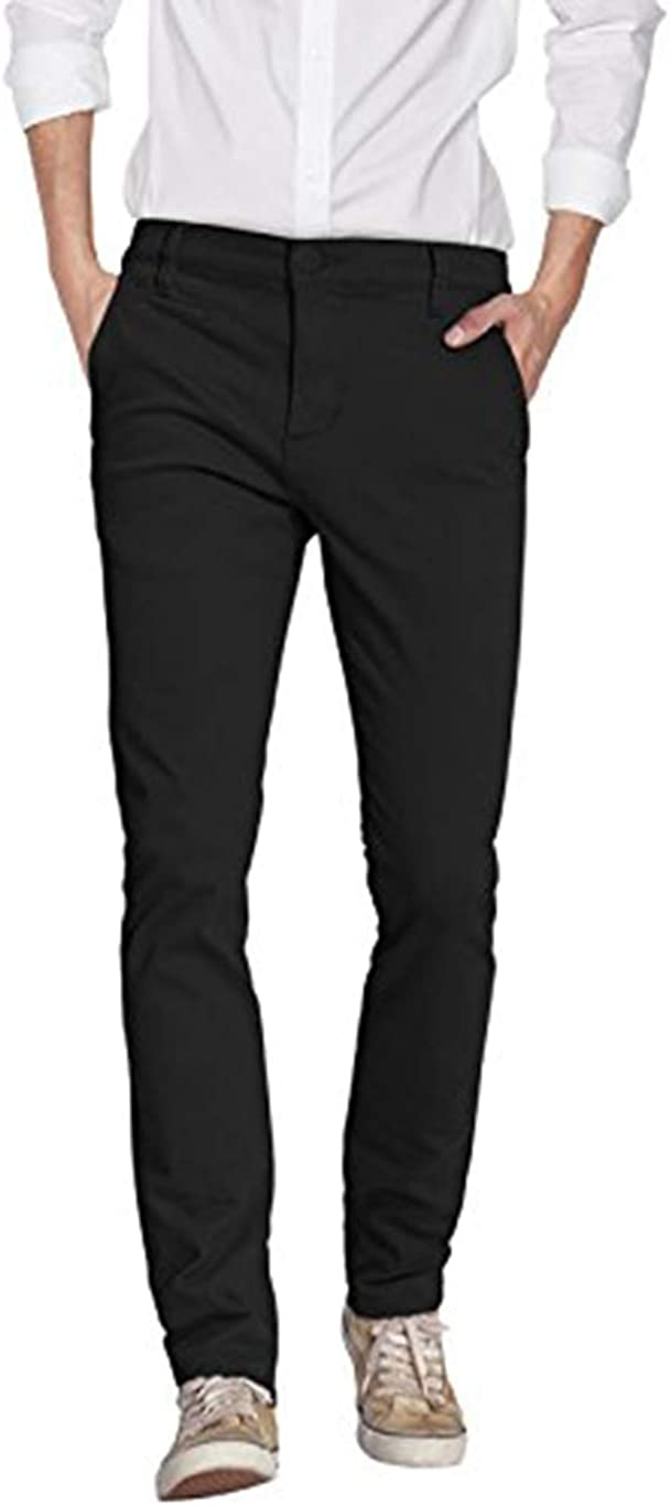 ETHANOL Mens Stretch Slim New sales Outlet sale feature Performance Pants Dress Wick Dry