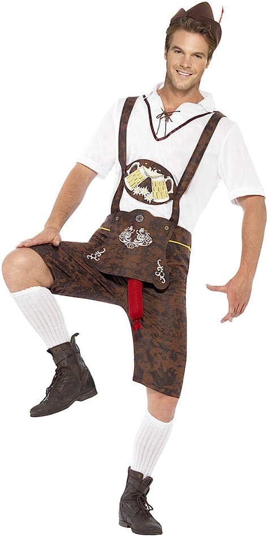 Horror-Shop Trachten Kostüm mit Bratwurst M B01K7ZBBJG Lebhaft  | Discount