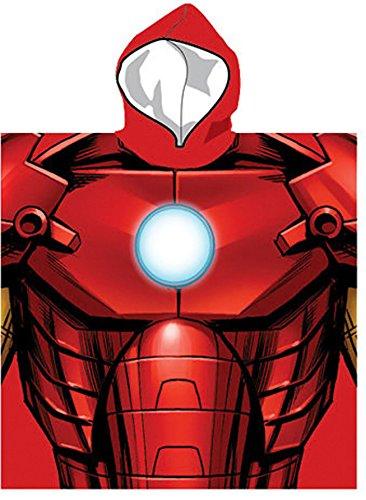 Poncho handtuch strand polyester 55x110cm von Avengers (V16/30)