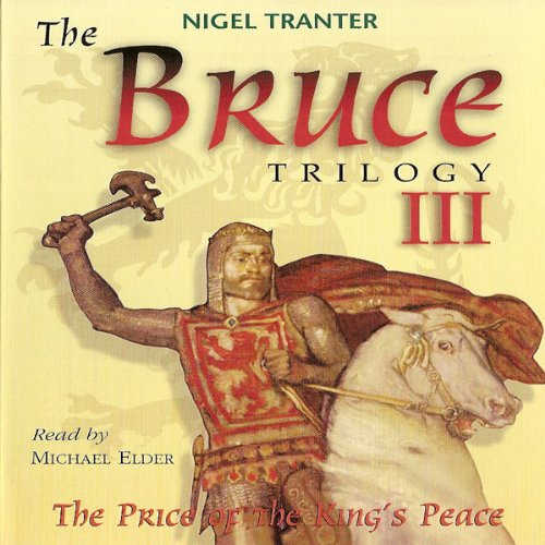 The Bruce Trilogy 3 audiobook cover art