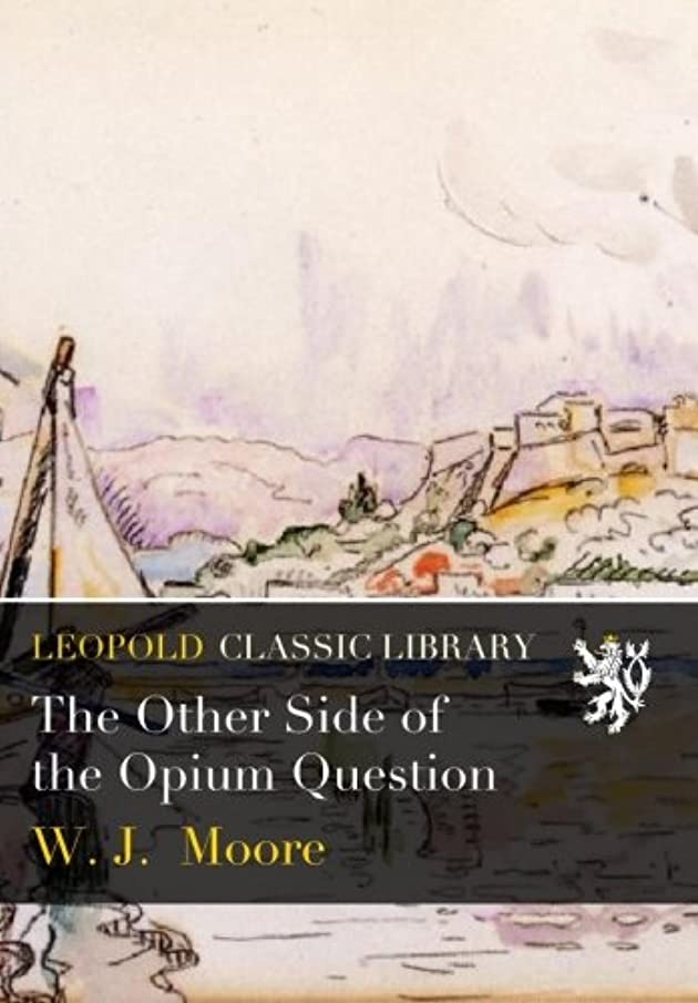 合唱団隔離するカナダThe Other Side of the Opium Question