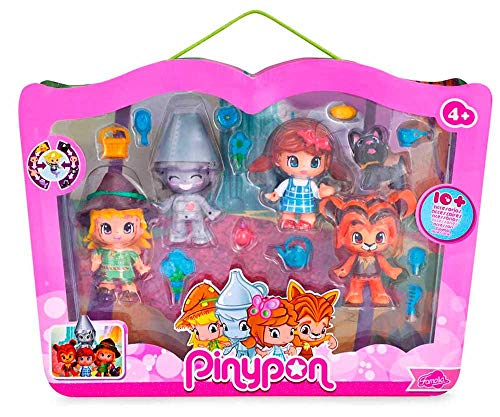 Pinypon Set Mago de OZ (Famosa 700013231)