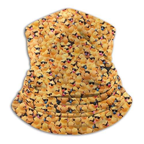 Neck Warmer Face Cover Shield Face Scarf Headwear Headwrap Headband Balaclava Deer Sunset