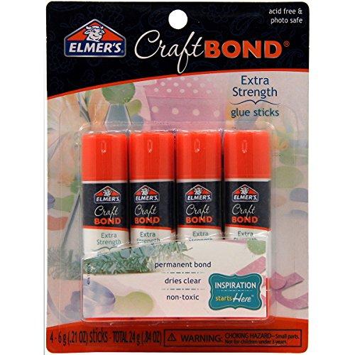 Elmer's CraftBond Extra Strength Glue Sticks