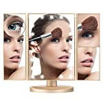 Beauty Shopping Magicfly Vanity Mirror Lighted Makeup Mirror 10X 3X 2X 1X Magnifying Mirror with