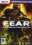 F.E.A.R. Perseus Mandate [Importación italiana]