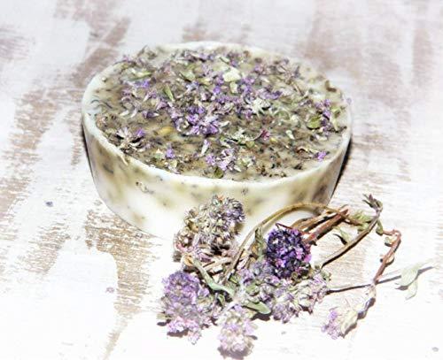 Kräuterseife scheuern Blumen seife Gesichtschale Organische natürliche