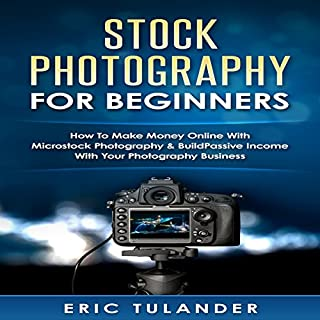 Stock Photography for Beginners cover art