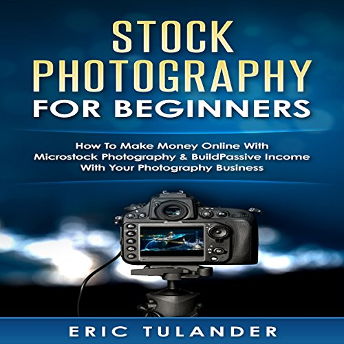 Stock Photography for Beginners  By  cover art