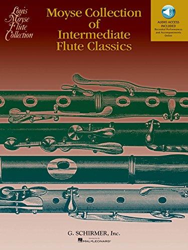 Moyse Collection of Intermediate Flute Classics - Flöte Noten [Musiknoten]