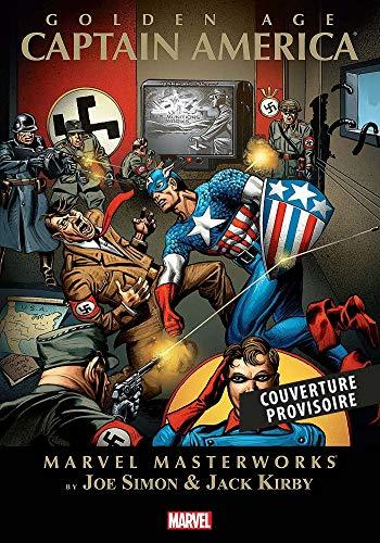 Captain America Comics: L'intégrale 1941 (T01): (Tome 1)
