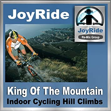 Spinning Music - King of the Mountain Hill Climbs for Indoor Cycling, Walking, Running. 60 Min.