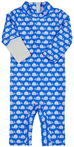 OCOI Traje De Baño para Bebés con Protección Solar UPF50+ Manga Larga – Mono/Bodysuit/Bañador Entero Una Pieza Niños Anti UV
