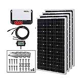 HQST: Monocrystalline Solar Panel Kit