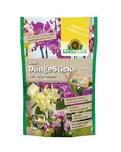 Neudorff 00568 Azet Sticks pour orchidées, 40 pièces