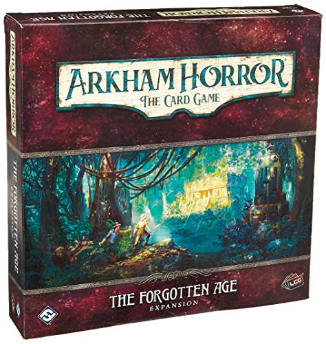 Fantasy Flight Games FFGAHC19 The Forgotten Age Deluxe: Arkham Horror LCG Exp, Multicolore
