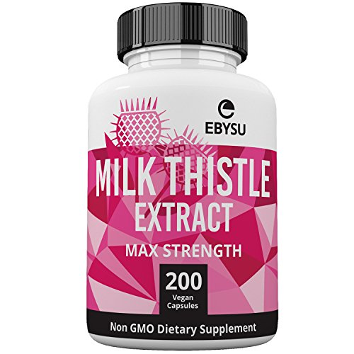 Milk Thistle Herbal Supplements