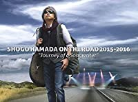"""ON THE ROAD 2015-2016 """"Journey of a Songwriter""""(完全生産限定盤) [Blu-ray]"""