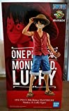 Bandai Spirits. One Piece Monkey D. Luffy The Greatest! 20th Anniversary Masterlise Figure Subito Disponible.