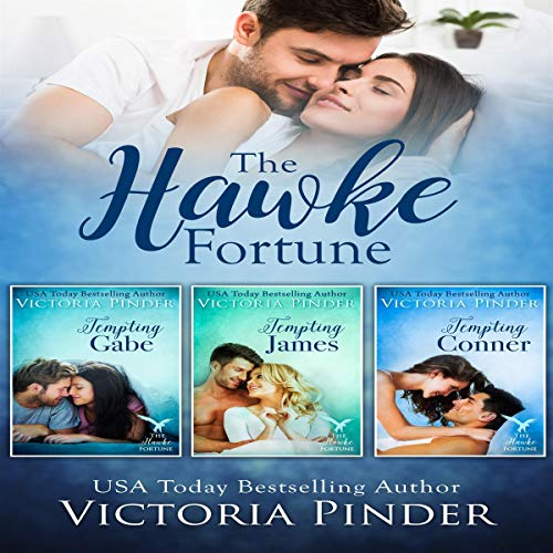 The Hawke Fortune 1-3 audiobook cover art