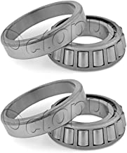 2 Sets 30204 Tapered Roller Bearing 20x47x15.25mm