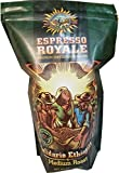 Espresso Royale Coffee, Solidario Ethiopian Fair Trade Organic Medium Roast 16 Ounce Bag, Coffee Beans, 1lb Bag …