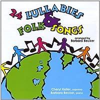 24 Lullabies & Folk Songs