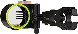 Black Gold Widow Maker Archery Bow Sight Black 5 Pin