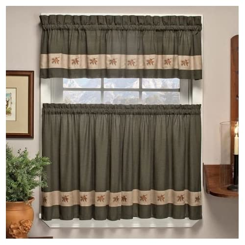 Phenomenal Country Curtain Valances For Bedroom Amazon Com Download Free Architecture Designs Estepponolmadebymaigaardcom