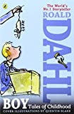 Boy by Dahl, Roald (2009) Paperback