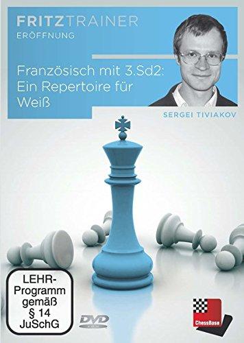 Chess-Base -  Französisch mit 3.