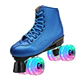 Women's Quad Roller Skates Indoor Outdoor Speed Skate for Men