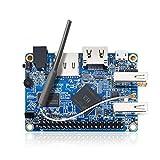 New Orange Pi Lite with Quad Core 1.2GHz 512MB DDR3 WiFi Beyond Raspberry Pi 2