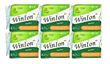 6 Packs (144 Pads) Winalite Winion Pantiliner with Anion Strip by Winalite