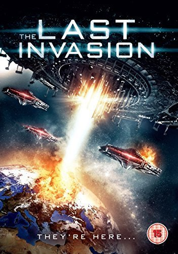 The Last Invasion ( Invasion Roswell ) [ Origen UK, Ningun Idioma Espanol ]