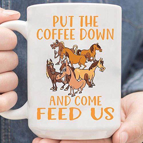 Eastlif Taza de café No Puedes Asustarme, Soy trabajadora Social. Lo escuché, lo Vi y escribí un Objetivo para él.