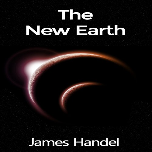The New Earth audiobook cover art