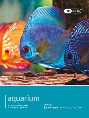 Aquarium (Pet Friendly Book 1) (English Edition)